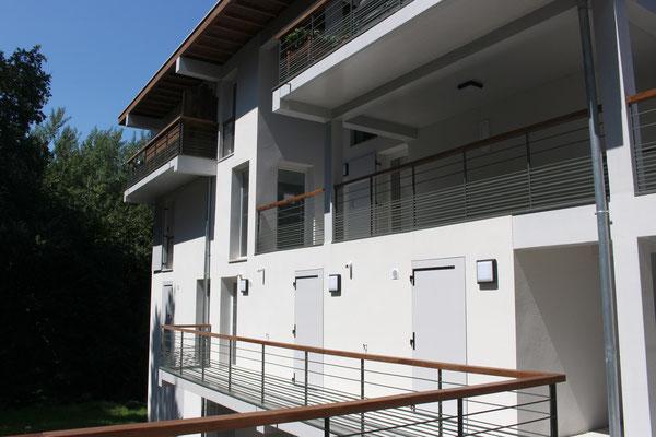 """Habitat participatif """"Lagunekin"""" à Anglet (64), projet accompagné par Faire-Ville et porté par LE COL"""