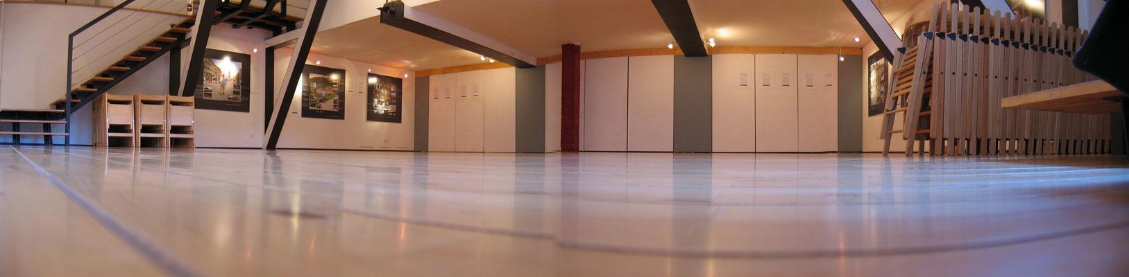 Auditorium - Panoramique, Centre des Cultures de l'Habiter [CCHa]
