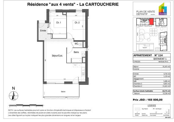 Projet habitat participatif Aux 4 Vents, Cartoucherie à Toulouse