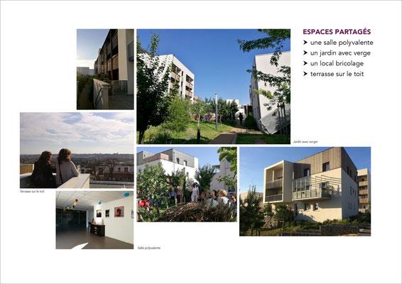 Habitat participatif Callisto, Balma, écoquartier Vidailhan