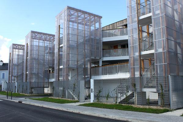 Habitat participatif Dôman, Billère - Architecte Marc Tillous