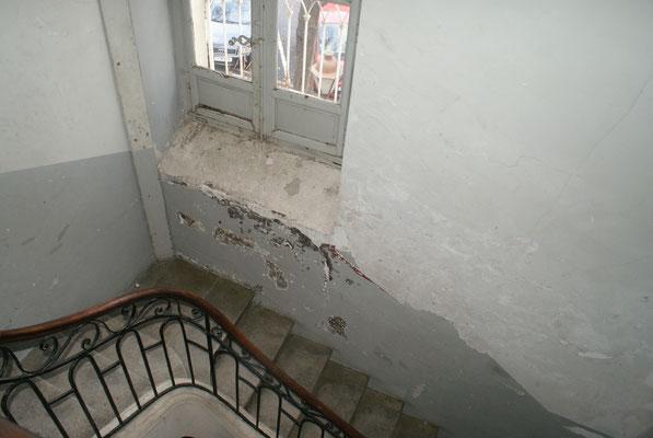 Rénovation d'une partie de l'ancien couvent des Capucines- Beziers