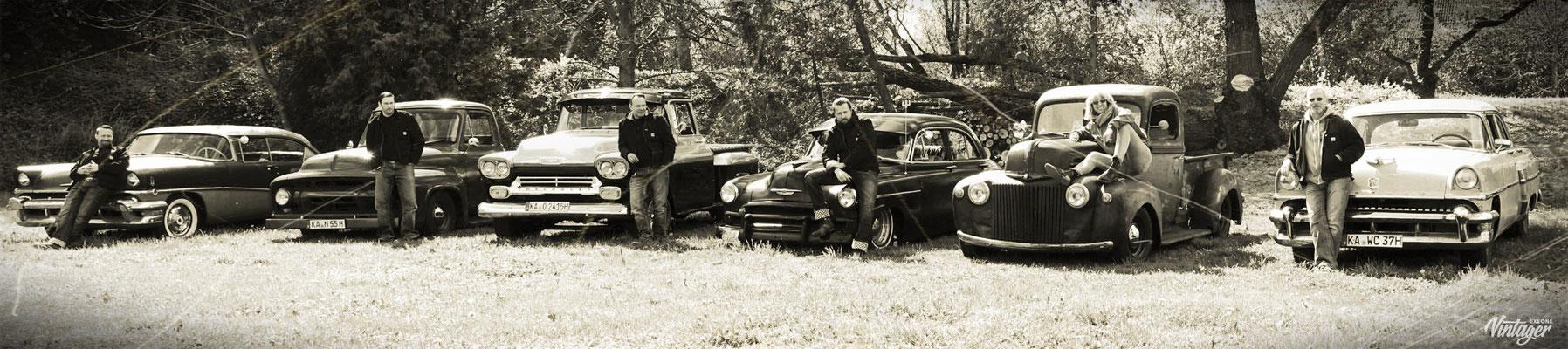 Old Dirty Bastards Car Club