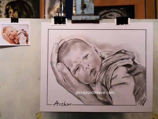 Arthur-portrait-au-fusain