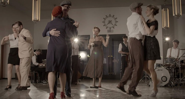 KATIE AND THE SWING ACES