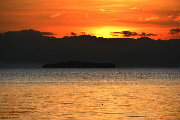 TRAMONTO SU PESCADOR ISLAND