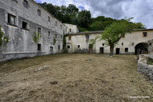 ex Convento di Sicignano degli Alburni