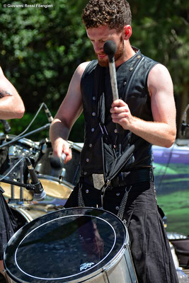 FESTIVAL IRLANDESE - HIT MACHINE DRUMMERS