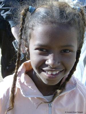EGITTO bambina nubiana
