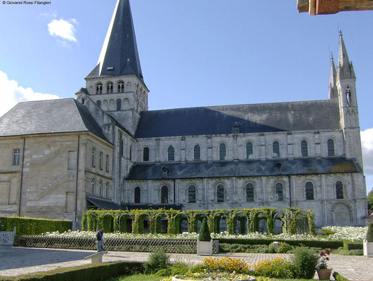 Abbazia di St. Martin de Boscherville