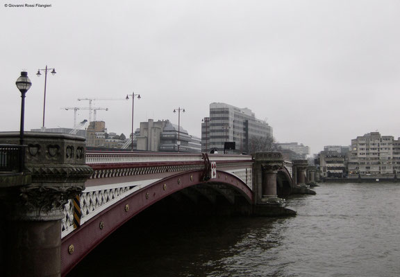 Black Friar bridge