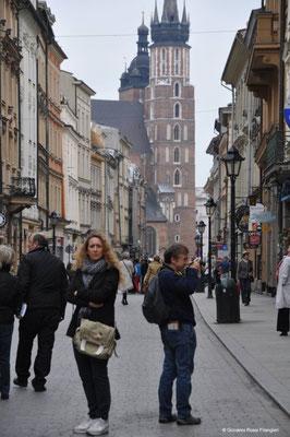 LA CITTA' VECCHIA: Via Florianska