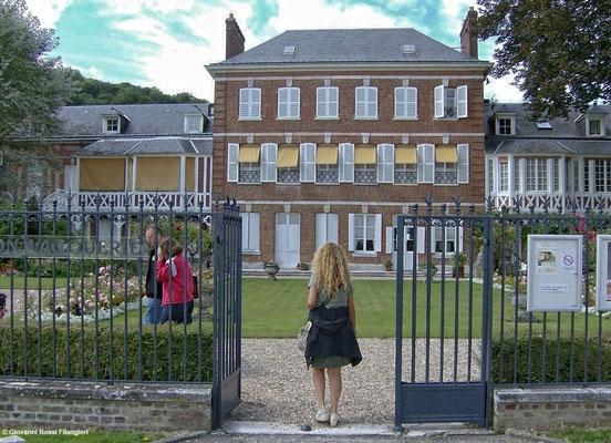 Villequier: la casa d Victor Hugo