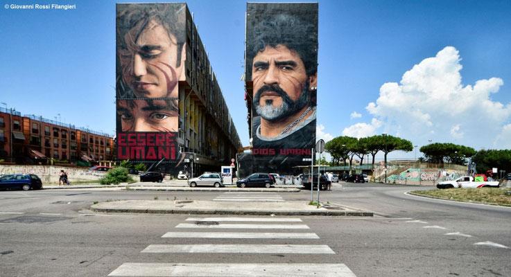 Maradona e Niccolò