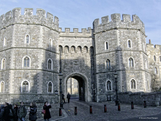 Castello di Windsor (U.K.)