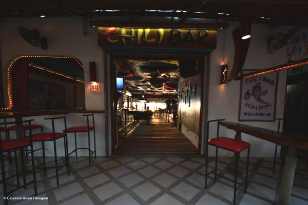 PANAGSAMA Chili Bar