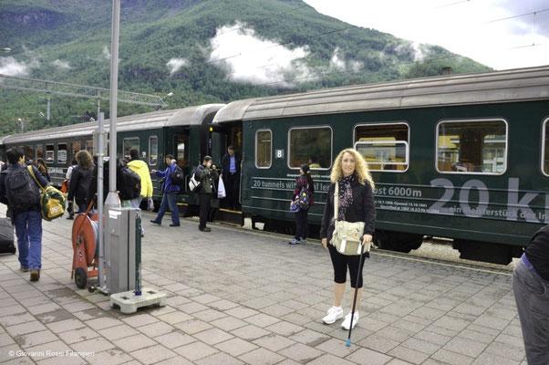 NORVEGIA Stazione Flam