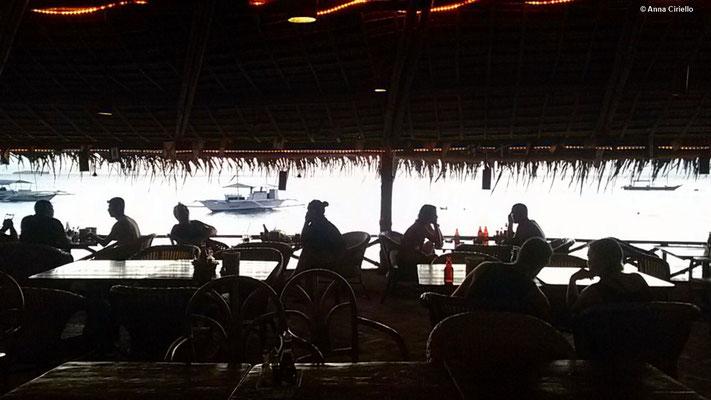 PANAGSAMA Chili Bar al tramonto