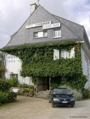 CARNAC l'Hotel Restaurant Lann Roz