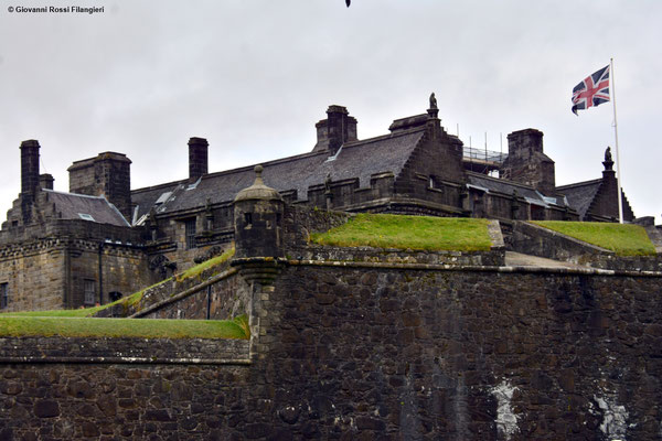 Castello di Stirling (Scozia)