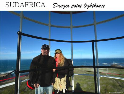 SUDAFRICA danger point lighthouse