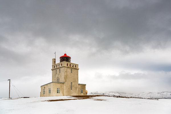 Leuchtturm von Dyrhólaey  - Island