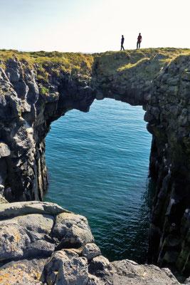 Das große Loch