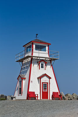 Arisaig Lighthouse, Nova Scotia  Kanada