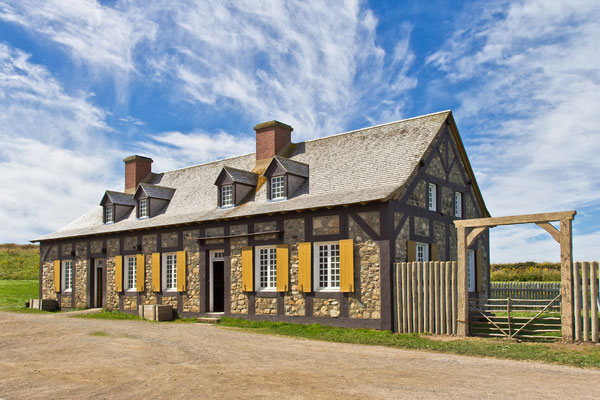 Fort Louisbourg