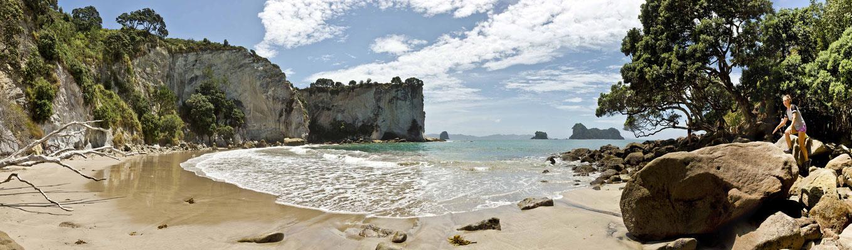 Tortuga Beach - Neuseeland / Nordinsel