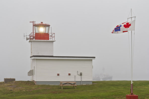 Grand Passage Lighthouse, Nova Scotia  Kanada