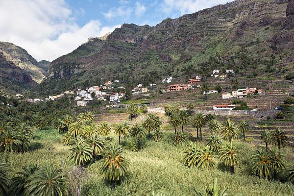 Im Tal  Valle Gran Rey