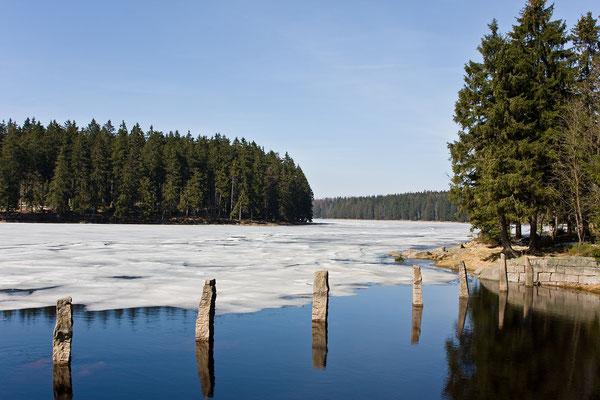 Odersee im Harz