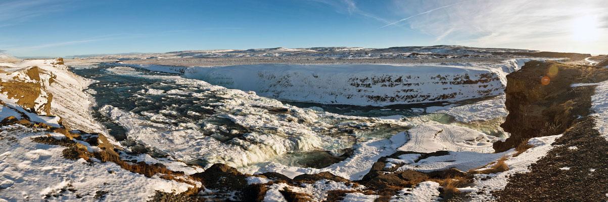 Gullfoss - Island