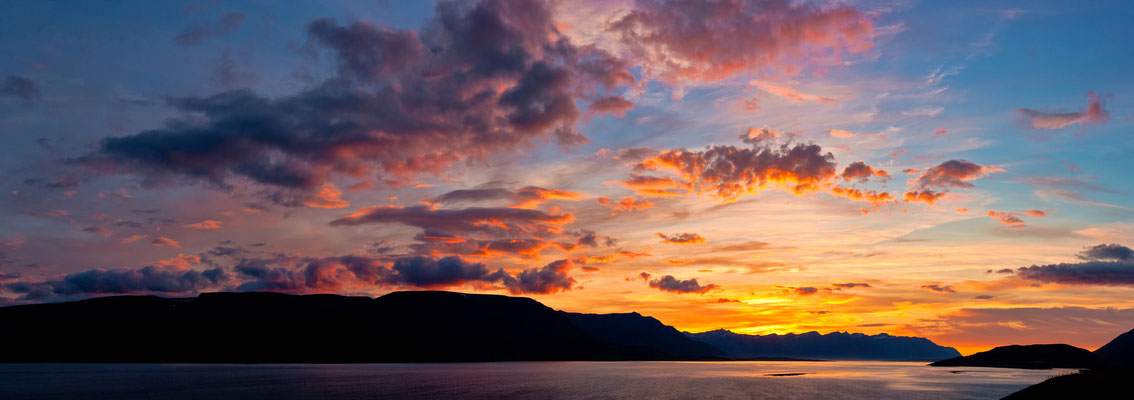 Sunset - Island