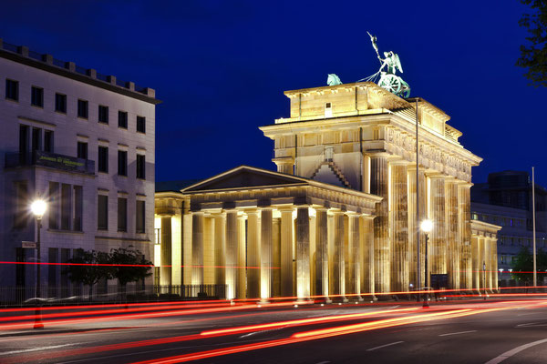 Brandenburger Tor @ night
