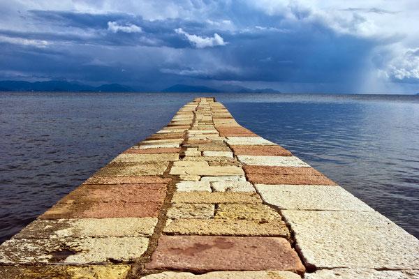 lang ist der Weg
