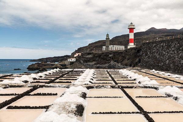 Lighthouse Faro de Fuencaliente / La Palma /  Kanaren
