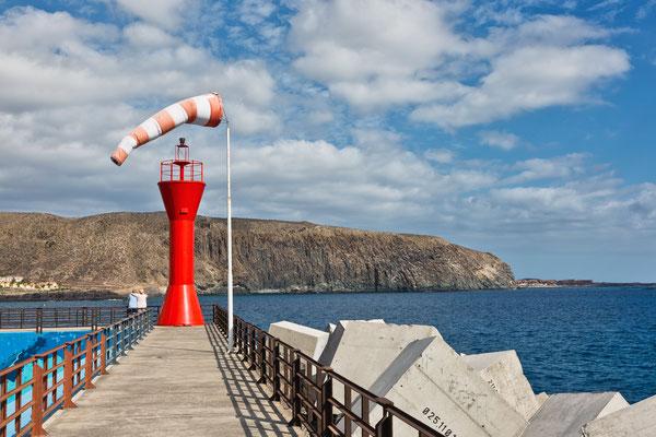Lighthouse Fährhafen Santa Cruz de Tenerife/ Kanaren
