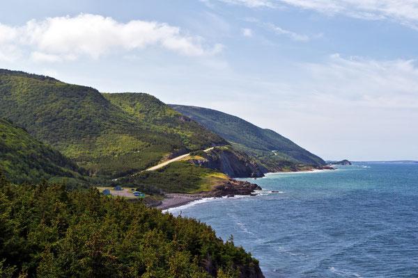 Panorama Küste