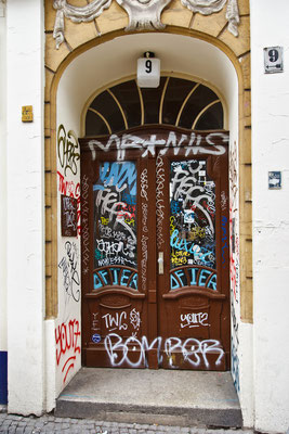 Tür in Kreuzberg