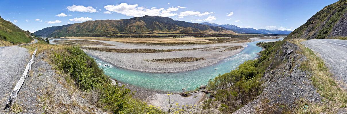 Weite - Neuseeland / Südinsel