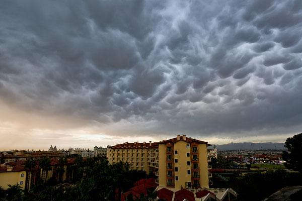Sturm zieht auf