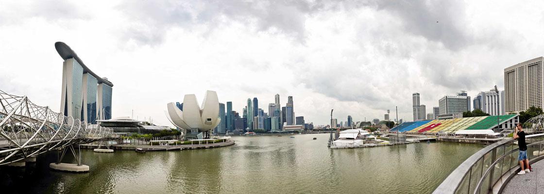 Marina Bay Singapure