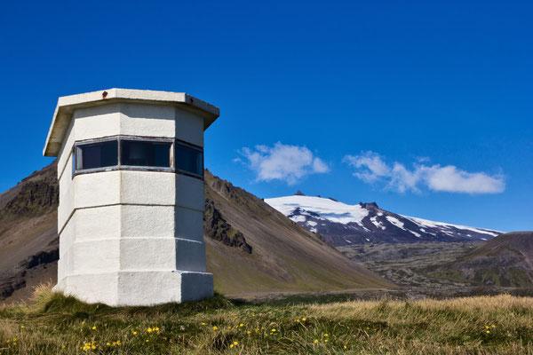 Leuchtturm von Arnarstapi