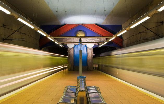 U- Bahnhof Köln Bickendorf