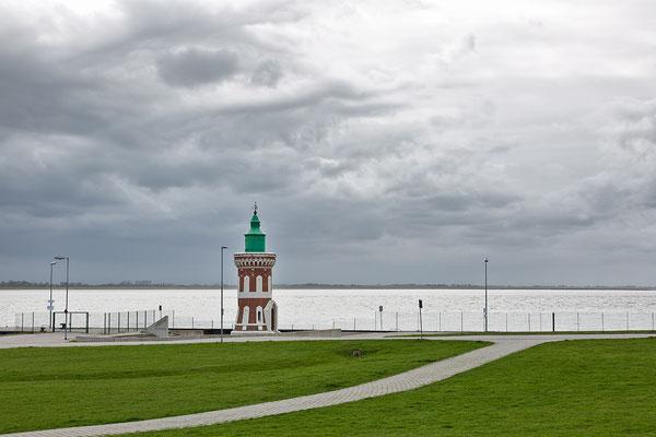 Ostfeuer Kaiserschleuse , Pingelturm - Bremerhafen