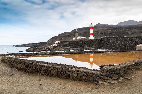 Faro de Fuencaliente ; La Palma ; Spanien