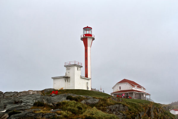 Cape Forchu , Nova Scotia Kanada