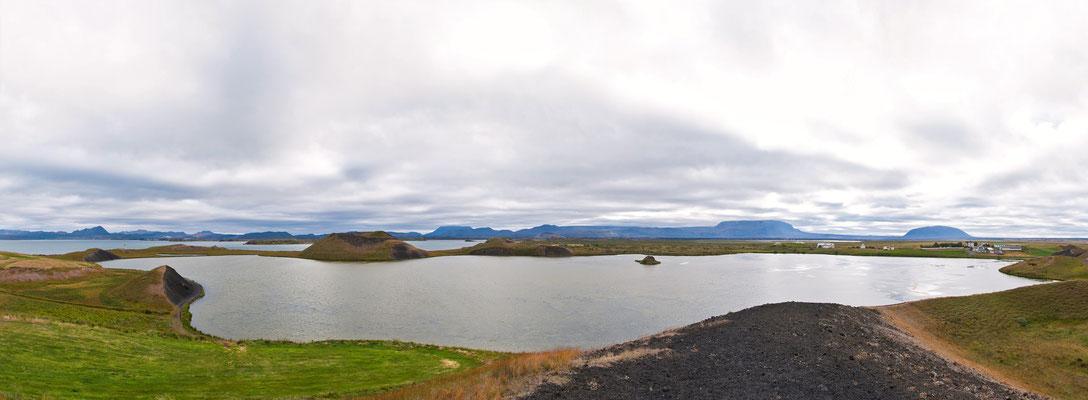 Mývatn Seengebiet - Island